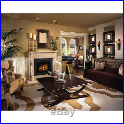 Regal Flame 28 Ventless Heater Electric Fireplace Insert Trim Kit for LW8028FLT