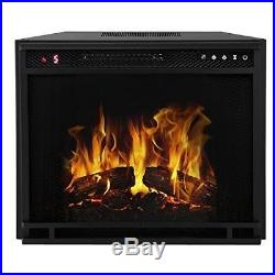 Regal Flame 33 Flat Ventless Heater Electric Fireplace Insert