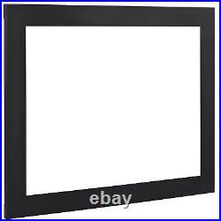 Regal Flame 33 Inch Flat Ventless Heater Electric Fireplace Insert Trim Kit f