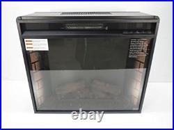 SEI 23 Wide Electric Firebox Insert withRemote FA512300TX Insert ONLY