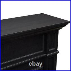 Sunjoy 44 Indoor Electric Fireplace Mantel with 23 Insert