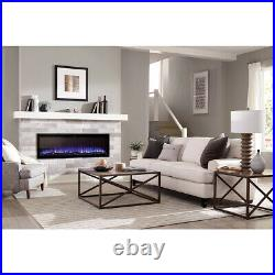 Touchstone 60'' Electric Fireplace Insert or Wall Mount Sideline Elite 80037