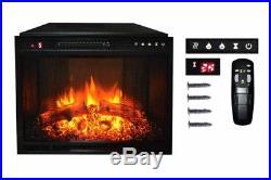 Touchstone Edgeline 80016 Electric Fireplace, 28 Firebox Insert