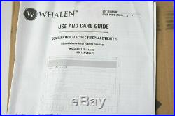 WHALEN Combination Electric Fireplace/Heater INSERT ONLY