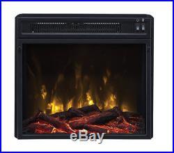 Winston Porter Athol 18 Slim Electric Fireplace Insert